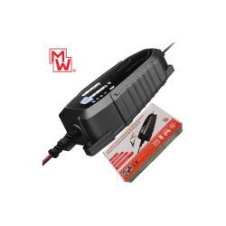 Φορτιστής μπαταριών MWLF-CC075A 7.5A 12V-24V Minwa