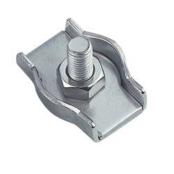 Σφικτήρας συρματόσχοινου inox μονός 5mm M8330 Wasi
