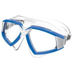 Γυαλάκια-μασκάκι κολύμβησης Sonic λευκό/μπλε Seac