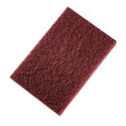 Πετσετάκι λείανσης very fine 152x229mm κόκκινο Siavlies 6120 SIA