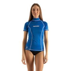Αντηλιακό T-shirt T-Sun Blu γυναικείο Seac