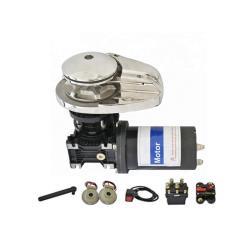 Εργάτης άγκυρας inox YD511/6 Low 600W D-Winch_e-sea.gr