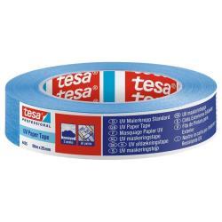 Χαρτοταινία μπλε UV 25mmx50m 4435 Tesa_e-sea.gr