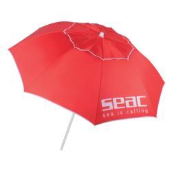 Ομπρέλα ήλιου διαμέτρου 173cm Sombrero κόκκινη Seac