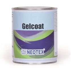 Πολυεστερικό χρώμα Gelcoat (Top Coat) Λευκό 1kg Neotex_e-sea.gr