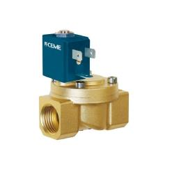 Ηλεκτροβάνα νερού NC 1/2 12V DC 8514 CEME