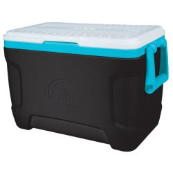 Ψυγείο ισοθερμικό Contour 25 μαύρο/τυρκουάζ 23lt Igloo
