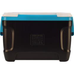 Ψυγείο ισοθερμικό Condour 25 μαύρο/τυρκουάζ Igloo_e-sea.gr