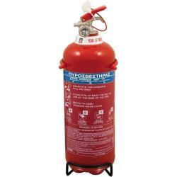 Πυροσβεστήρας φορητός ξηράς σκόνης 1kg MBK09-010PA-DF Mobiak_e-sea.gr