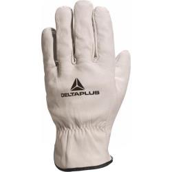 Γάντια εργασίας δέρμα μόσχου FBN49 Delta Plus_e-sea.gr