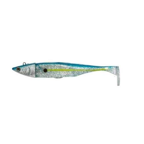 Ψαράκι σιλικόνης ILLEX Nitro Sprat Shad 120mm 21gr jelly shad_combo_e-sea.gr