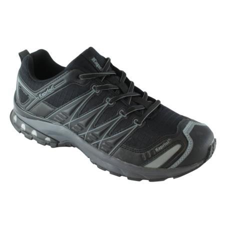 Παπούτσια εργασίας New Running μαύρα Kapriol_e-sea.gr