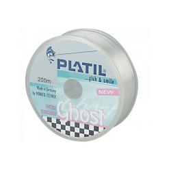 Πετονιά Platil Ghost 100% flurocarbon