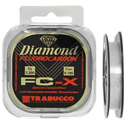 Πετονιά Trabucco Diamond FC-X 0.185mm_e-sea.gr