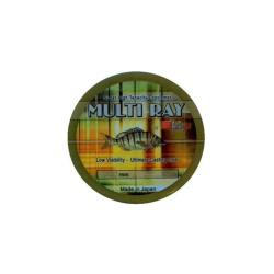 Πετονιά πολύχρωμη Multiray 300gr