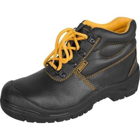 Παπούτσια ασφαλείας δερμάτινα SSH04SB INGCO_e-sea.gr