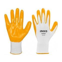 Γάντια νιτριλίου INGCO