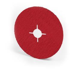 Δίσκοι λείανσης φίμπερ κεραμικοί Φ125 XF870 VSM