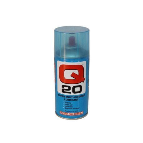 Αντισκουριακό λιπαντικό σπρέι Q20 150ml_e-sea.gr
