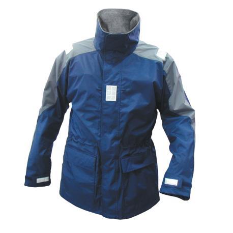Σακάκι ιστιοπλοΐας ΙΤ μπλε - γκρι Lalizas_e-sea.gr
