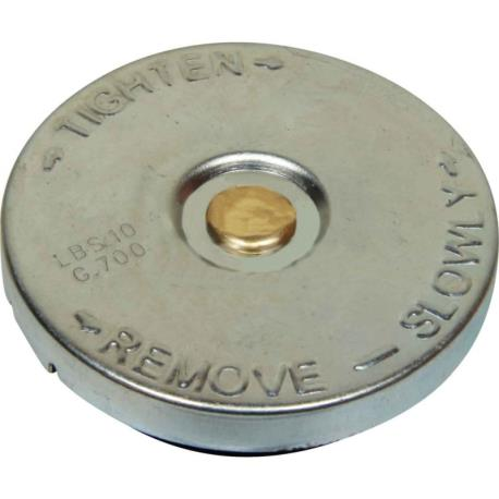 Bowman Pressure Cap (Large / 10 PSI)_e-sea.gr