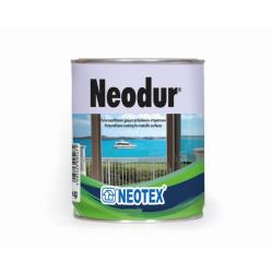 Χρώμα πολυουρεθάνης δύο συστατικών Neodur μπεζ RAL9010