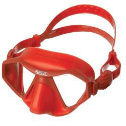 Μάσκα Seac Sub M70 κόκκινη