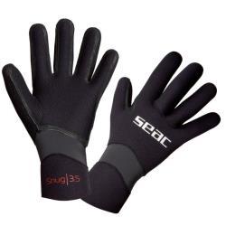 Γάντια στεγανά Seac Snug 3.5mm