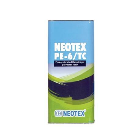 Θιξοτοπικός υγρός πολυεστέρας NEOTEX PE 6/TC 6kg_e-sea.gr