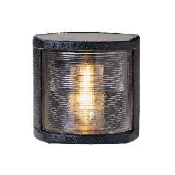 Classic LED 20 Φανός κορώνης 135°, 12-24V, λευκός (μαύρο κέλυφος)_e-sea.gr