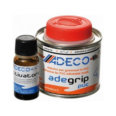Κόλλα φουσκωτού ADECO PVC 125ml_e-sea.gr