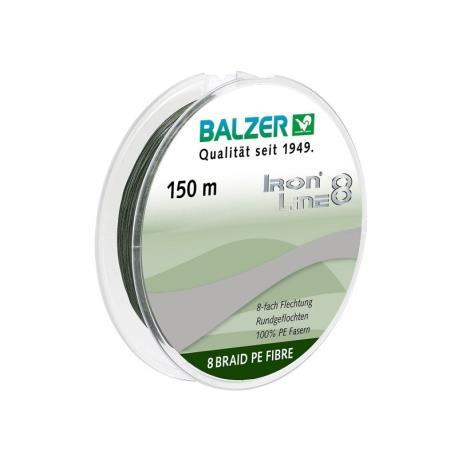 Νήμα οκτάκλωνο Iron line Balzer_e-sea.gr