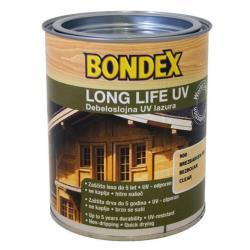 Βερνίκι εμποτισμού Bondex Long Life Anti UV 0.75lt