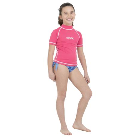 Αντηλιακό T-shirt T-Sun Seac κορίτσι_e-sea.gr