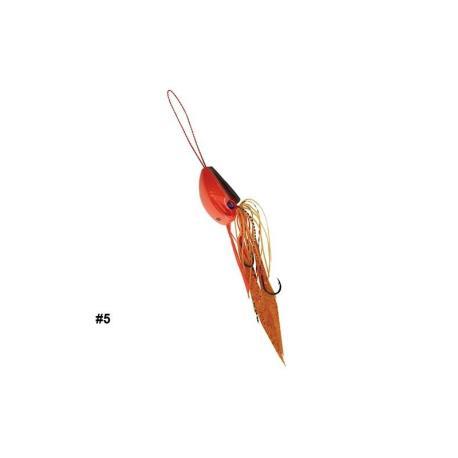 Τεχνητό Hayabusa Free Slide DN για Tai Rubber 30gr #5_e-sea.gr