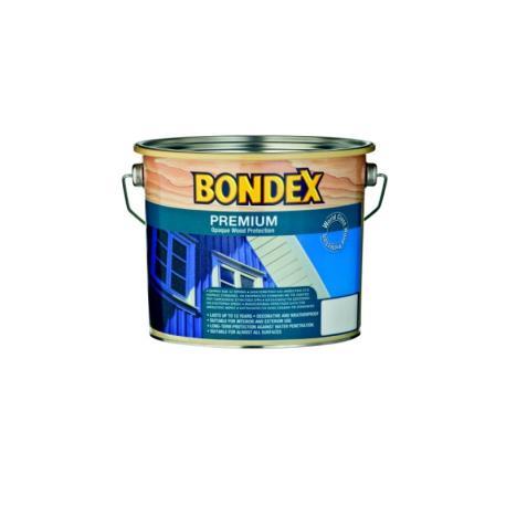 Οικολογικό αδιαφανές βερνίκι εμποτισμού νερού Bondex Premium 2.5lt_e-sea.gr