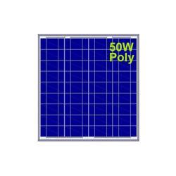 Φωτοβολταϊκό πάνελ SRM-50P 50Wp/12V_e-sea.gr