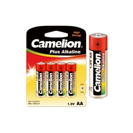 Μπαταρίες αλκαλικές ΑΑ Camelion Plus Alkaline 1,5V_e-sea.gr