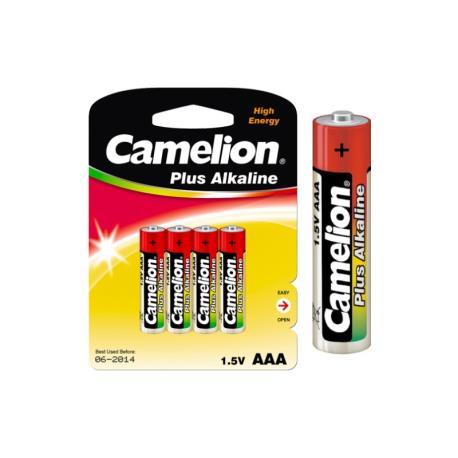 Μπαταρίες αλκαλικές AAA Camelion Plus Alkaline 1,5V_e-sea.gr