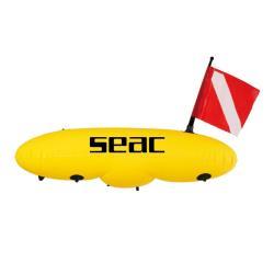 Σημαδούρα Seac Siluro Κίτρινη New