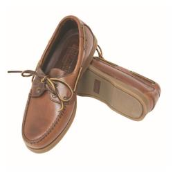 "Deck Shoes ""Skipper"", Καφέ με Καφέ Σόλα_e-sea.gr"