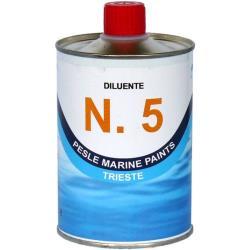 Διαλυτικό No5 για εποξικά χρώματα 0.5lt