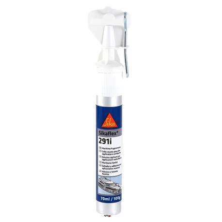 Πολυουρεθάνη 1 συστατικού 70ml Sikaflex 291 λευκή_e-sea.gr