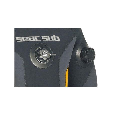 Στεγανή στολή Seac Dry-Tech HD_e-sea.gr