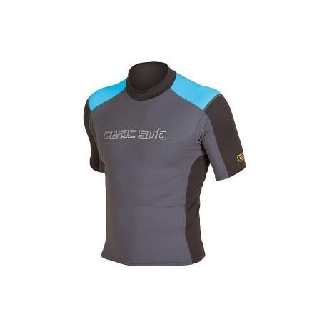 Μπλουζάκι UV Seac RAA Short_e-sea.gr