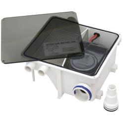 Σύστημα αποστράγγισης απόνερων ντους, Lsu 600, 12V