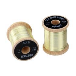 Σύρμα χρυσό 0.2mm_e-sea.gr