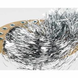 Συνθετικές ίνες ασημί (tinsel)