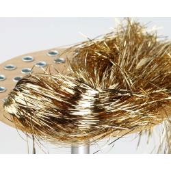 Συνθετικές ίνες χρυσές (tinsel)