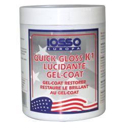 Καθαριστική αλοιφή Πολυέστερα Quick Gloss K1, 500 ml